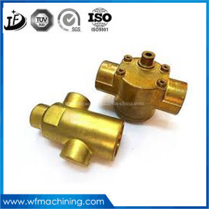 Custom Brass/Stainless Steel Precision CNC Lathe Metal Processing Machining in Non Ferrous Metal pictures & photos
