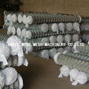 Chain Link Fence Wire Mesh Machine pictures & photos