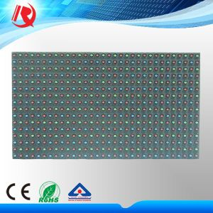 Waterproof Outdoor DIP Full Colour Advertising LED Module Panel Screen P20 2RGB LED Display Module pictures & photos