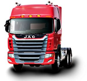 JAC Hfc4252K1r1 6X4 380HP Prime Mover / Tractor Truck pictures & photos