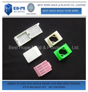 Plastic Injection Mould for Embedding Cassette pictures & photos
