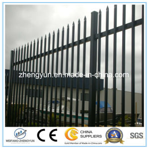 Blunt Top Fencing of Safety Fence pictures & photos