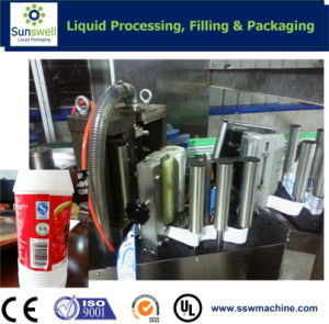 Square Bottle OPP Labeling Machine pictures & photos