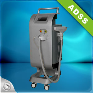 Vertical ND YAG Q-Switch Tattoo Removal and Skin Rejuvenation Machine pictures & photos