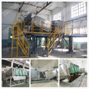 Beverage Industry Wastewater Treatment Screw Type Sludge Dewatering Machine pictures & photos