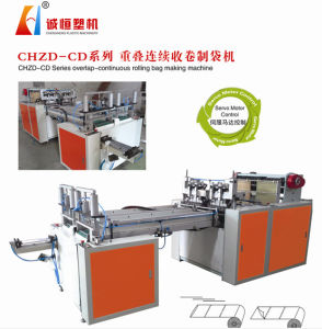Overlap-Continuous Rolling Bag Making Machine pictures & photos