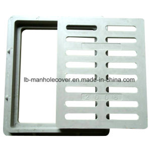 En124 Square Gully Grate Manhole Cover