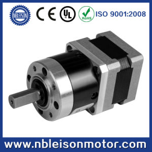 NEMA 14 Gear Stepper Motor, Stepper Motor with Gearbox pictures & photos