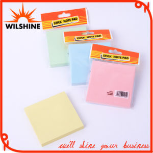 China Wholesale Custom Sticky Notes Memo Pad Paper (SN022) pictures & photos
