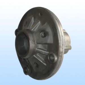 Aluminum Casting Lawn Mower Part with ISO Certification
