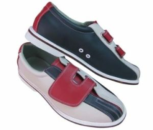 Comfortable Genuine Leather Bowling Shoes pictures & photos