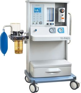 YJ-PA01 with 1 Vaporizer Multifunctional Anesthesia Machine pictures & photos