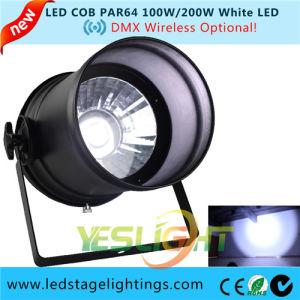 100W COB LED PAR64 for Studio Light