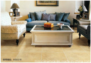 600X600mm Building Material Ceramic Rustic Floor Tile (MS6301-6316)