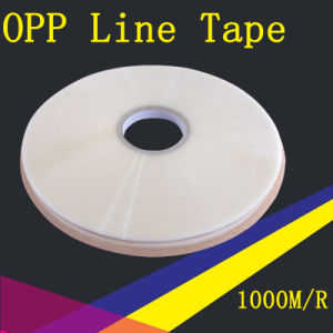 Red Line, Transparent Self-Sealing Tape pictures & photos