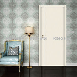 OEM/ODM No Formaldehyde WPC Material Security Door (YM-074) pictures & photos