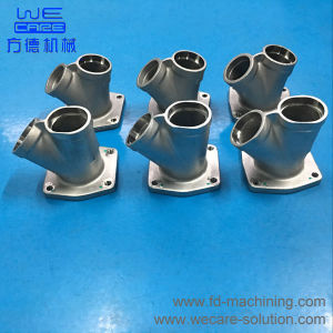 Investment Casting Parts for Exhaust Pipe pictures & photos