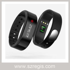 "0.88"" Touch Screen Smart Dynamic Heart Rate Fashion Bracelet pictures & photos"