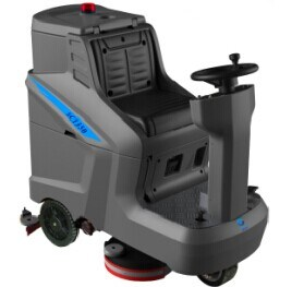 Lower-Noise Ride-on Scrubber  (Type 2) pictures & photos