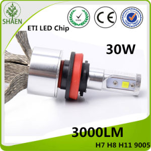 High Brightness 6000lm 60W Hot Selling Car LED Headlight pictures & photos