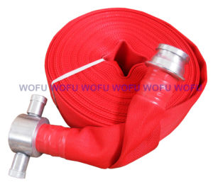 Color Dyed Fire Hose with John Morris Coupling pictures & photos