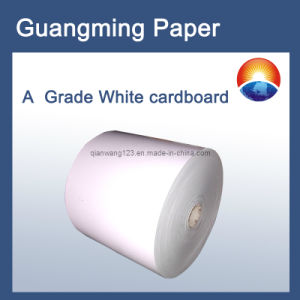 Guangming White Board Paper A Grade Paper Roll