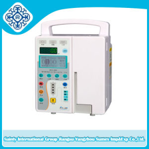 Infusion Pump with or Without Drug Library Ce & ISO pictures & photos