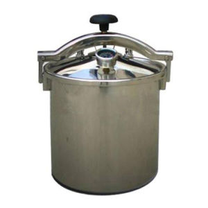 LPG Heated Portable Pressure Steam Autoclave (YF-24HM)