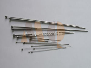 Hot Sale Metal Mold Straight Bath Nitrided Ejector Pin (MQ2119) pictures & photos