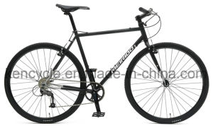 700c 9 Speed Cr-Mo Steel Fixed Gear Bike /Versatile Road Bike for Adult Bike and Student/Road Racing Bike/Lifestyle Bike pictures & photos