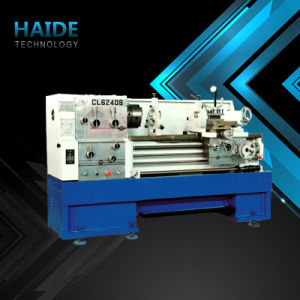 Cl6240b Engine Lathe for Machining Metric and Inch Thread pictures & photos