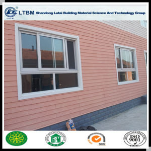 100% Non Asbestos Fiber Cement Wood Grain Wall Panel pictures & photos