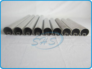 Stainless Steel Slotted Tubes for Railings