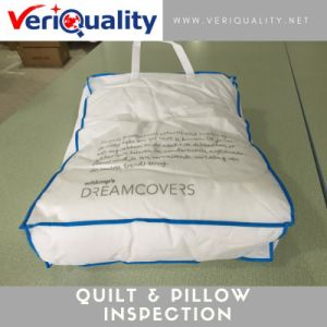 Quilt & Pillow Quality Control Inspection Service in China pictures & photos