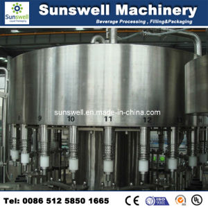 Zhangjiagang Drinking Water Filing Machine/Packing Machine (CE, ISO) pictures & photos