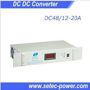 Setec DC48/24 3000W Telecom Converter DC/DC Type pictures & photos