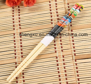 Nice Design Chinese Wood Bamboo 18cm Length Chopsticks Sx-A6746 pictures & photos