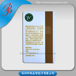 VIP Integral Magnetic Stripe Cards pictures & photos