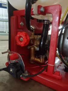 768 Backpack Power Sprayer with 1e34f Engine pictures & photos
