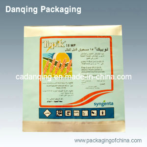 3 Side Seal Pouch, Food Packaging Bag (DQ204) pictures & photos