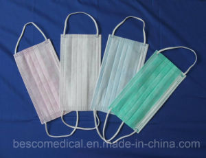 Disposable Face Mask with Earloop (BES-M10)