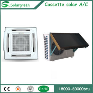 Solar Air Conditioner Floor Standing Type with Good Price pictures & photos