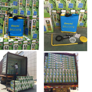 Knapsack Manual Hand Pressure Agricultural Sprayer (YS-20-1) pictures & photos