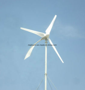1kw Horizontal Wind Turbine for Grid-off System pictures & photos