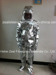 Full Protective Aluminized Fireproof Suit pictures & photos