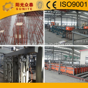 Alc Wall Panel Machine, AAC Wall Machine Machine pictures & photos