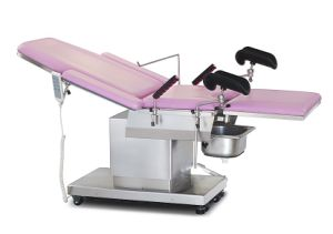 Electric Gynecology Examination & Operating Table (MCG-204-1G) pictures & photos