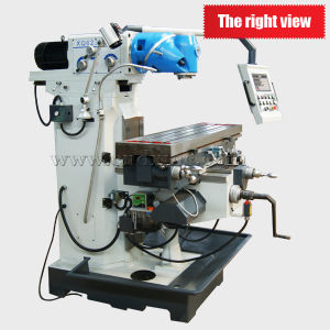Xq6232A Hobby Milling Machine Cheap CNC Milling Machine pictures & photos