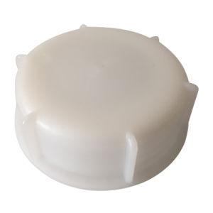 "3"" White Cap"