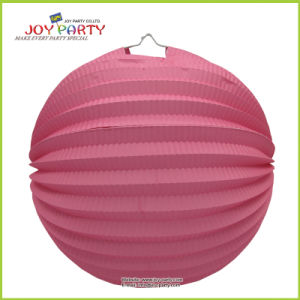 Hot Pink Watermelon Paper Lantern pictures & photos